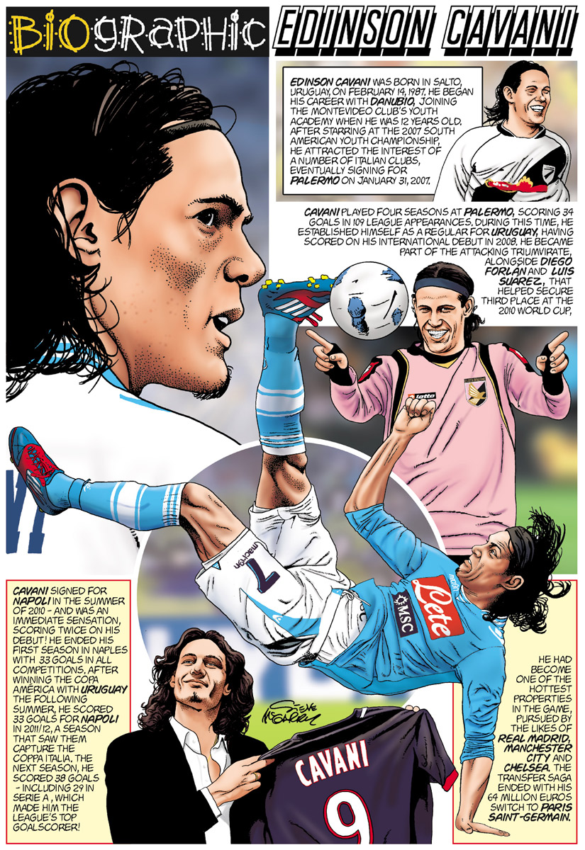 Biographic-EdinsonCavani